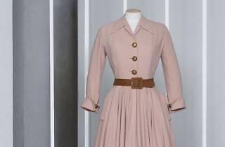 Les années 50 : La mode en France