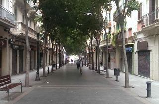 El carrer Rogent (ⒸTime Out)