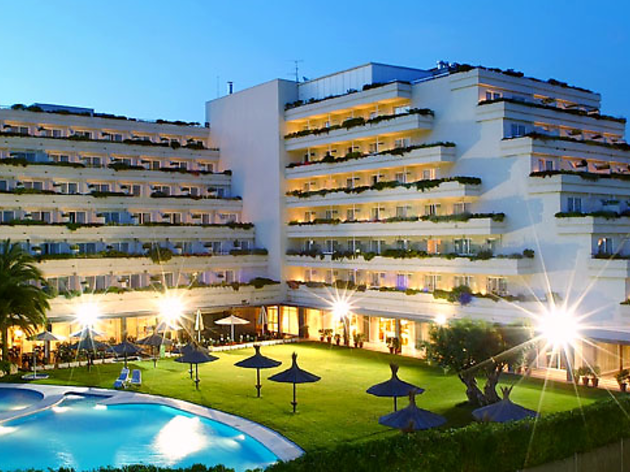 Hotels Near Melia Sitges