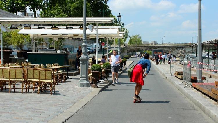 Berges de Seine (© EP / Time Out Paris)