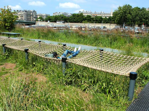 Berges de Seine (© EP / Time Out Paris)