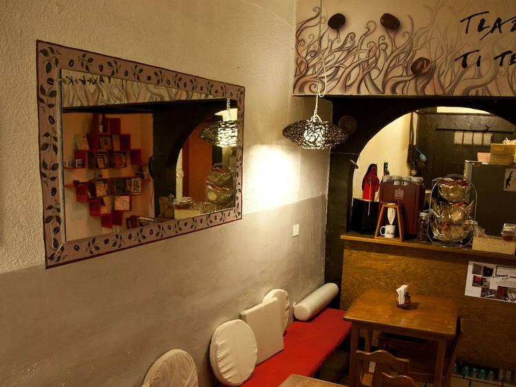 Café de Raíz