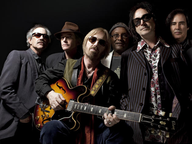Tom Petty and the Heartbreakers + Steve Winwood