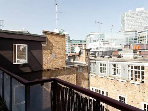 Central London Penthouse Apartment