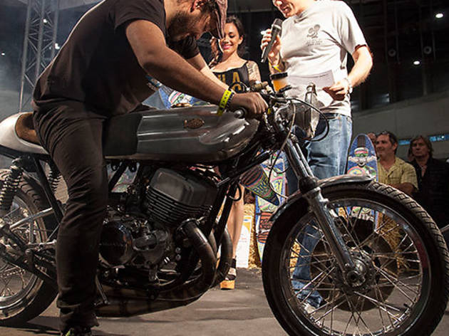 'Garage' en el Mulafest