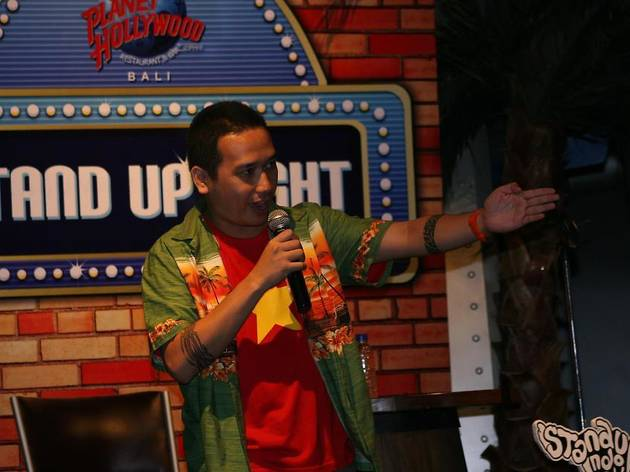 Crackhouse Comedy Club presents Reggy Hasibuan & Mo Sidik: Best of Asean