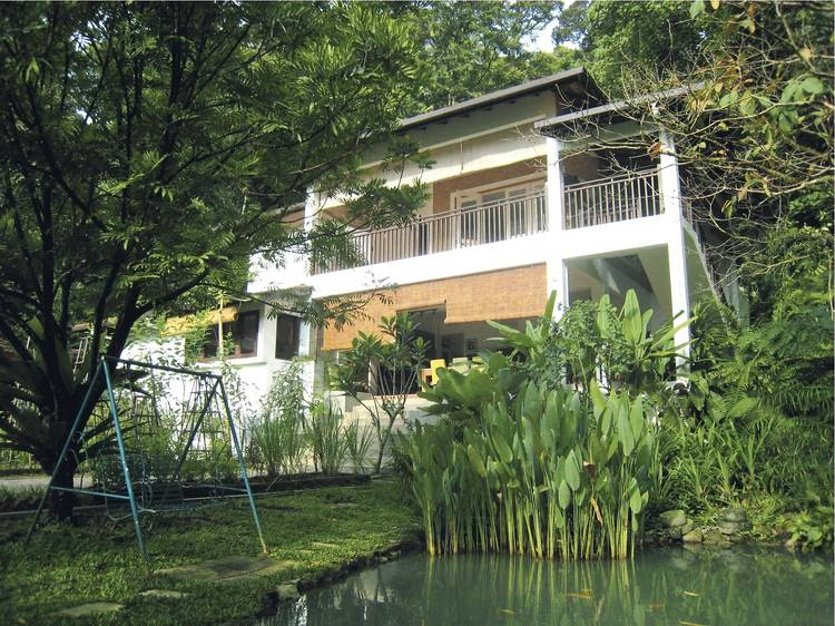 Escape into the tropical rainforest for a cooking getaway at Bayan Indah