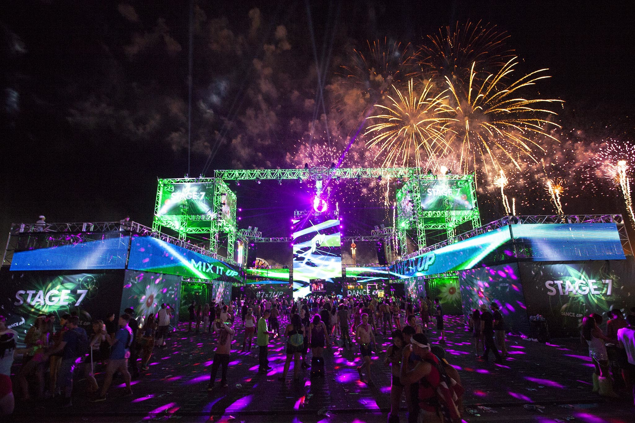 EDC 2014: Our 100 best photos