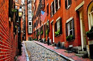 Beacon Hill, Area guides, Boston
