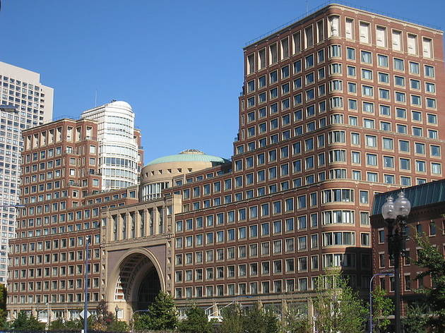 Boston Harbor Hotel, Hotels, Boston
