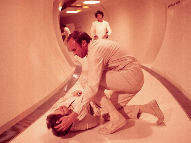 Sci-fi movie: The Andromeda Strain