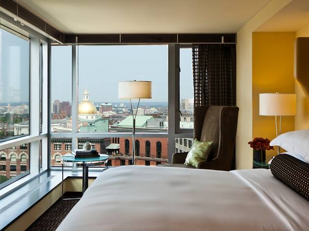 Hotels In Boston >> 15 Best Hotels In Boston For Vacations And Staycations