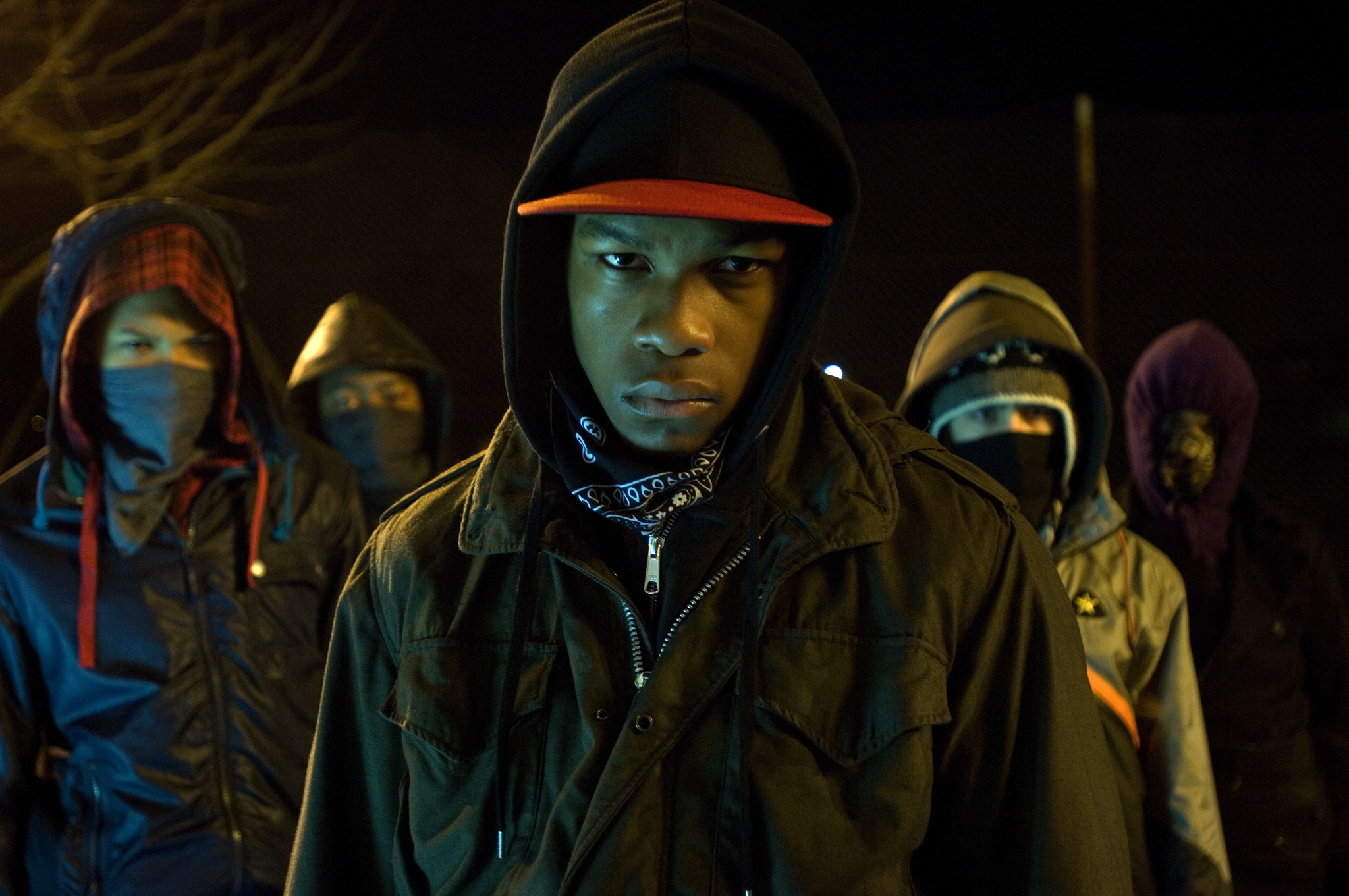 Sci-fi movie: Attack the Block