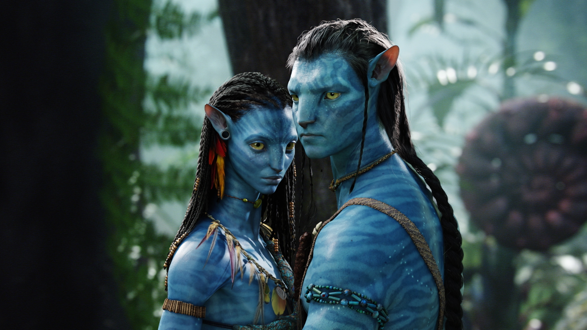 Sci-fi movie: Avatar