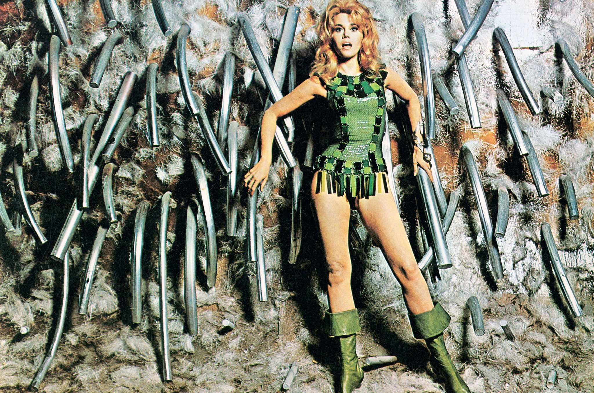 Sci-fi movie: Barbarella