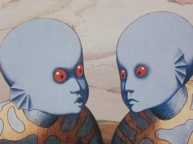 Sci-fi movie: Fantastic Planet