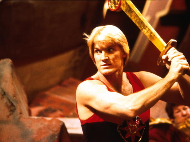 Sci-fi movie: Flash Gordon