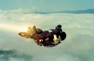 Sci-fi movie: Iron Man