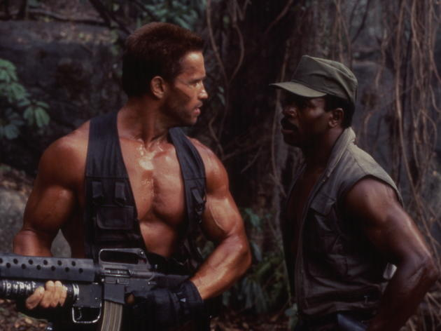 Sci-fi movie: Predator