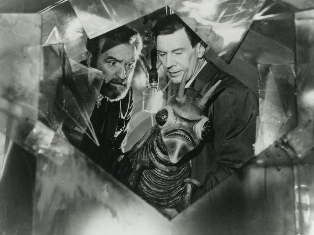 Sci-fi movie: Quatermass and the Pit