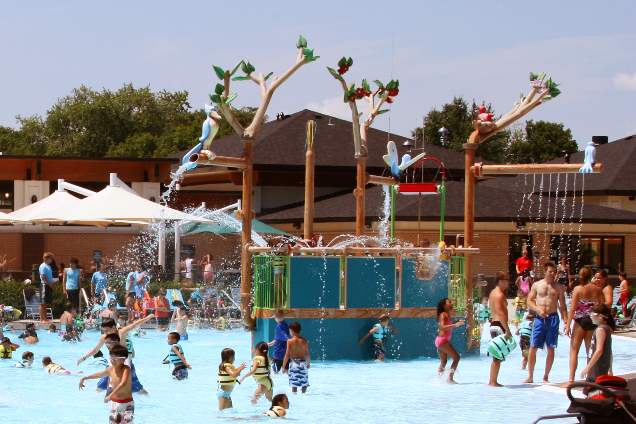 Flick Outdoor Aquatic Center