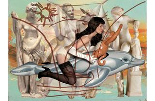 (Photograph: Private collection; courtesy Fundación Almine y Bernard Ruiz-Picasso para el Arte; © Jeff Koons)