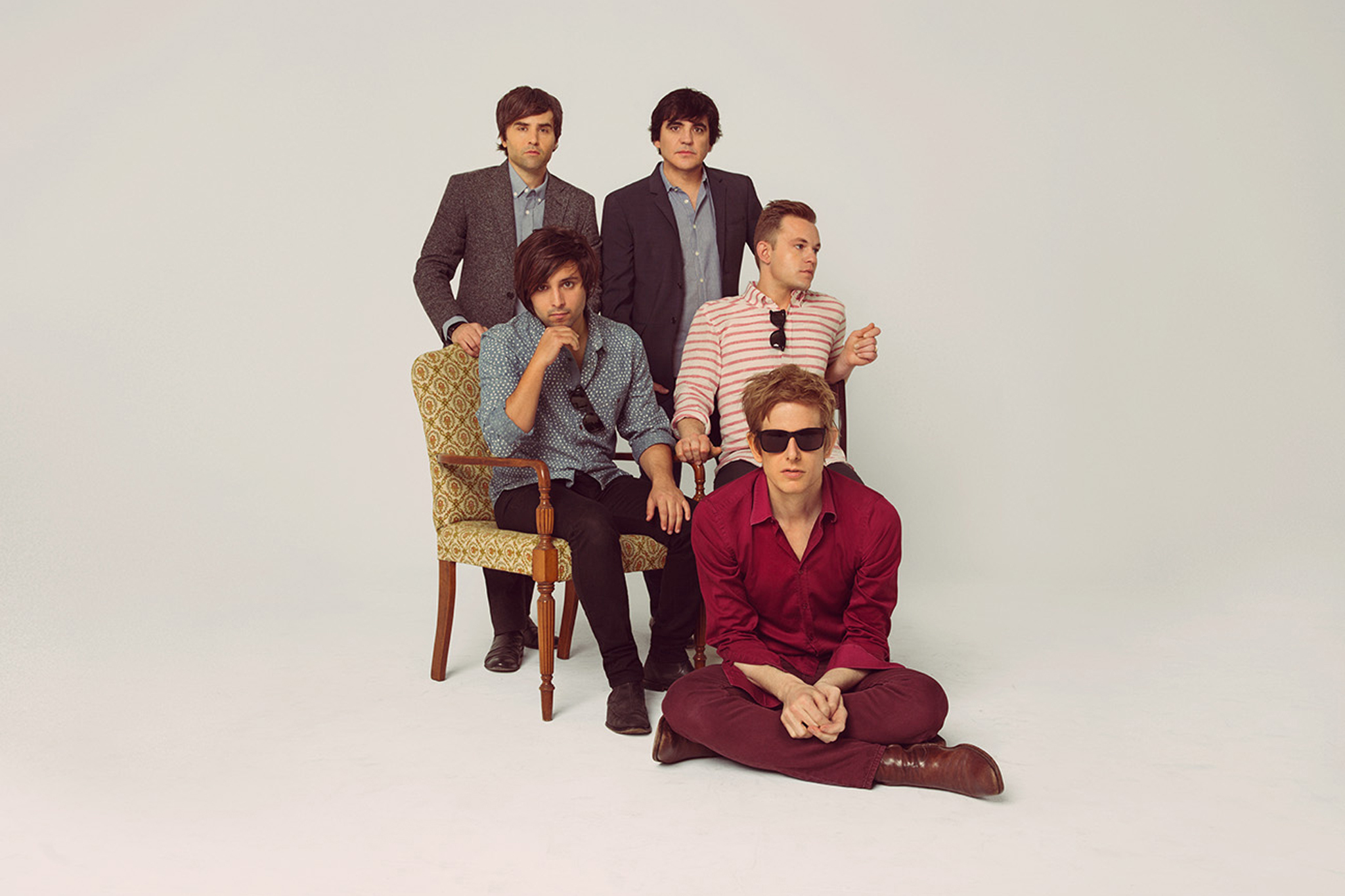 Spoon | Central Park, Rumsey Playfield; Sept 10