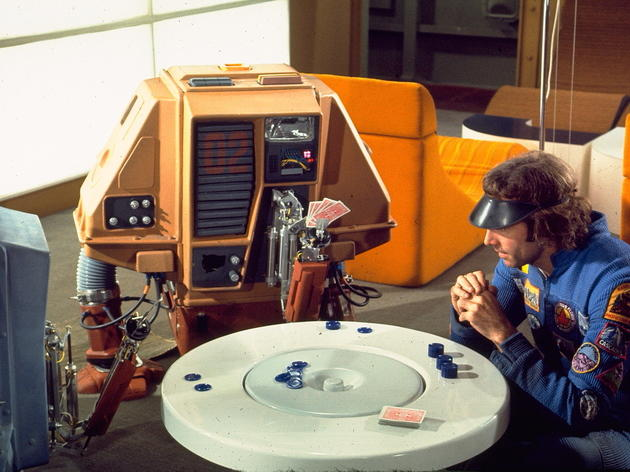Sci-fi movie: Silent Running
