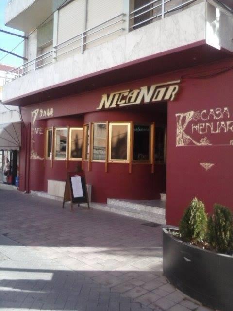 Cafeteria Nicanor