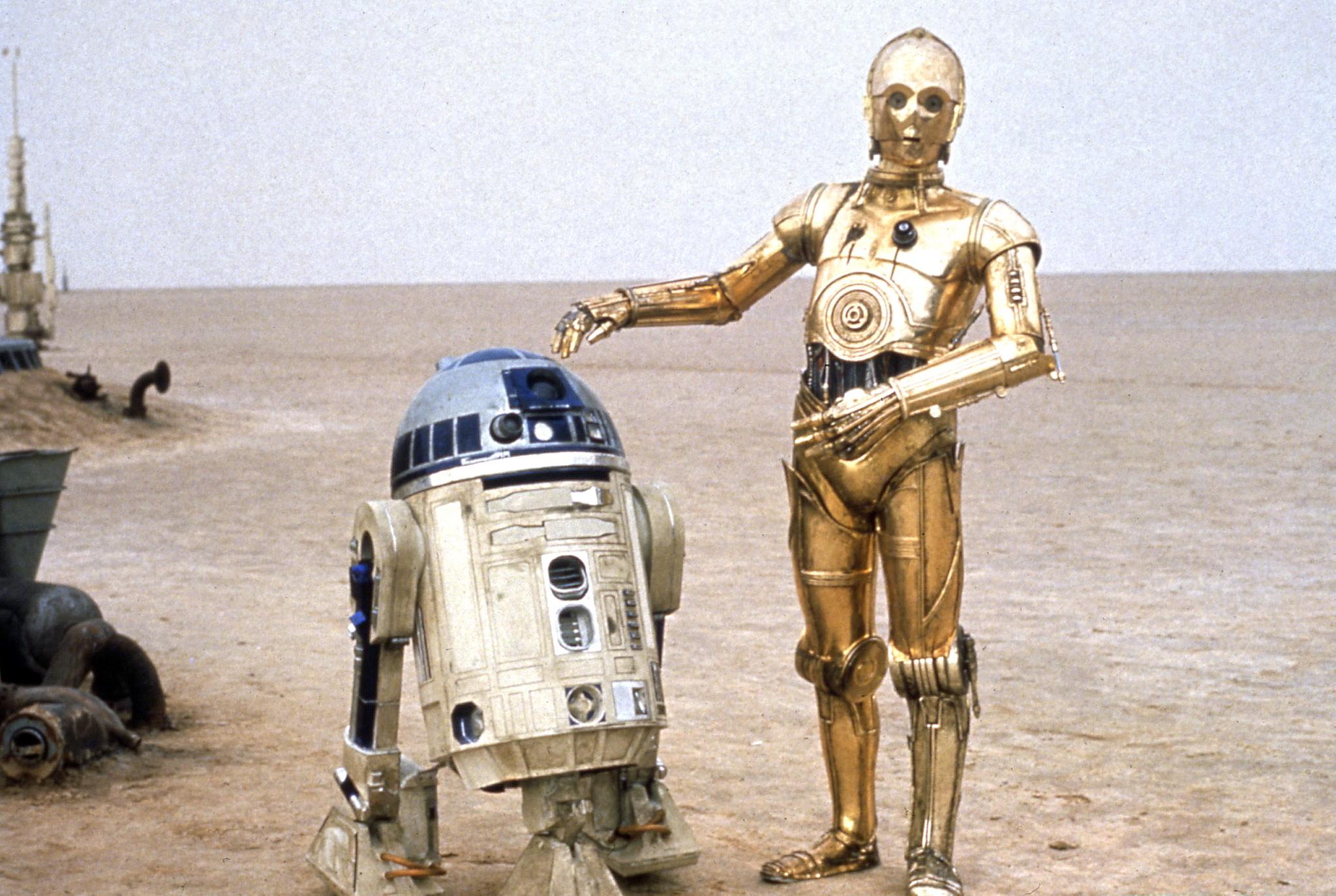 Sci-fi movie: Star Wars (1977)