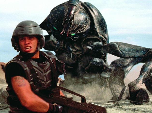 Sci-fi movie: Starship Troopers