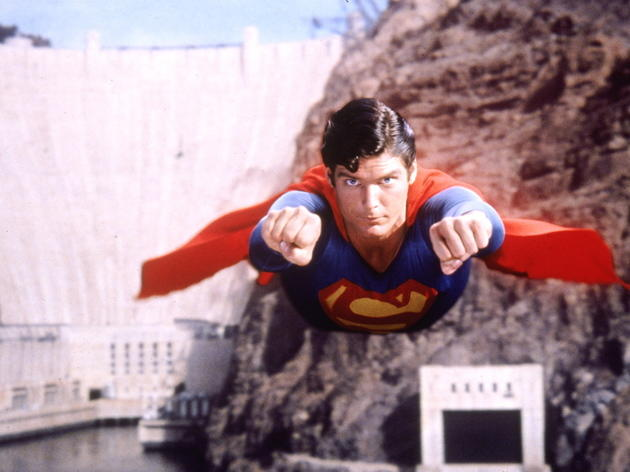 Sci-fi movie: Superman (1978)