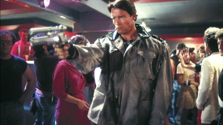 Sci-fi movie: The Terminator