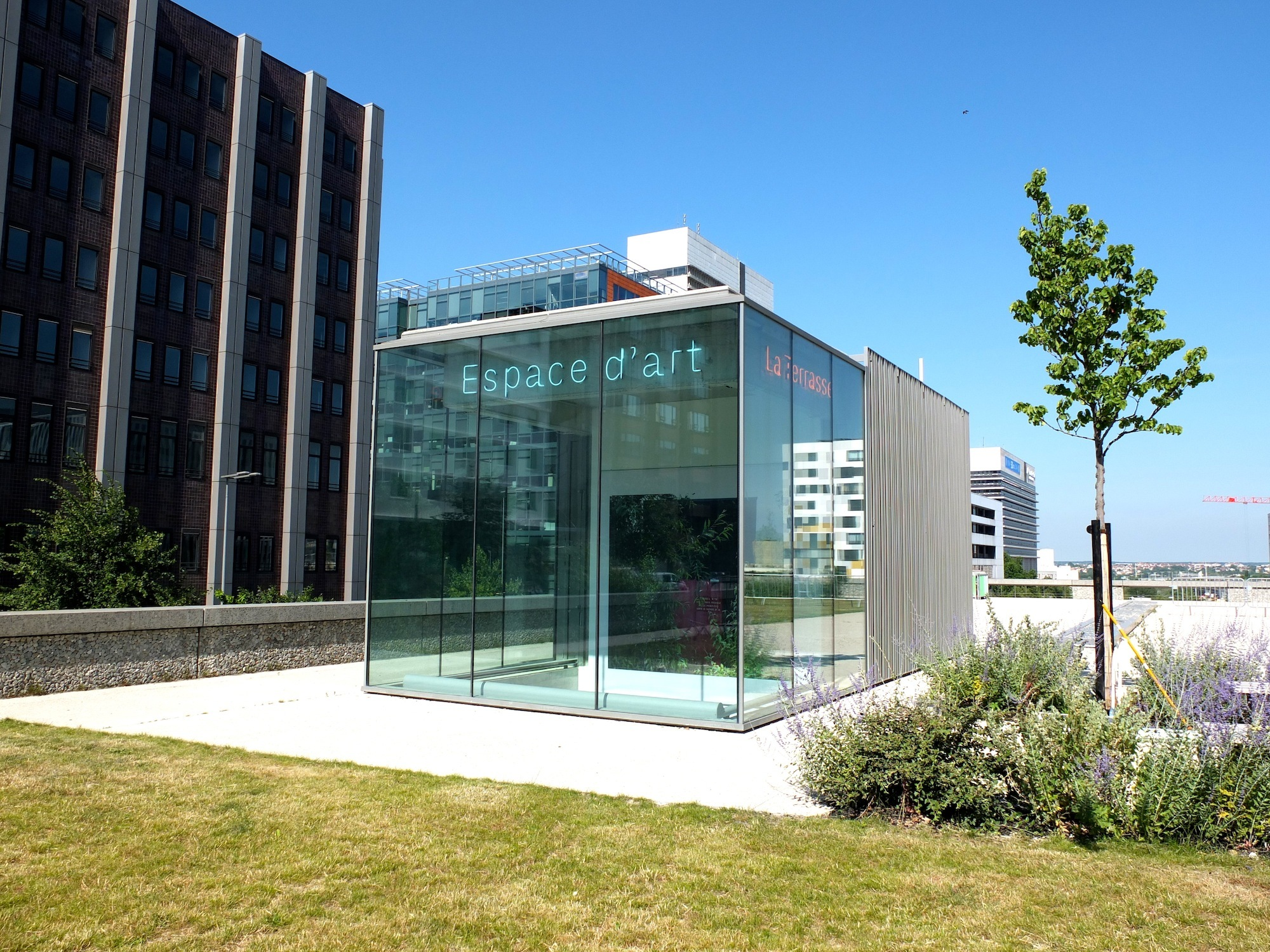 La Terrasse de Nanterre - Espace d'art