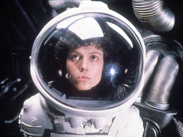The 100 best horror films, horror movies, Alien
