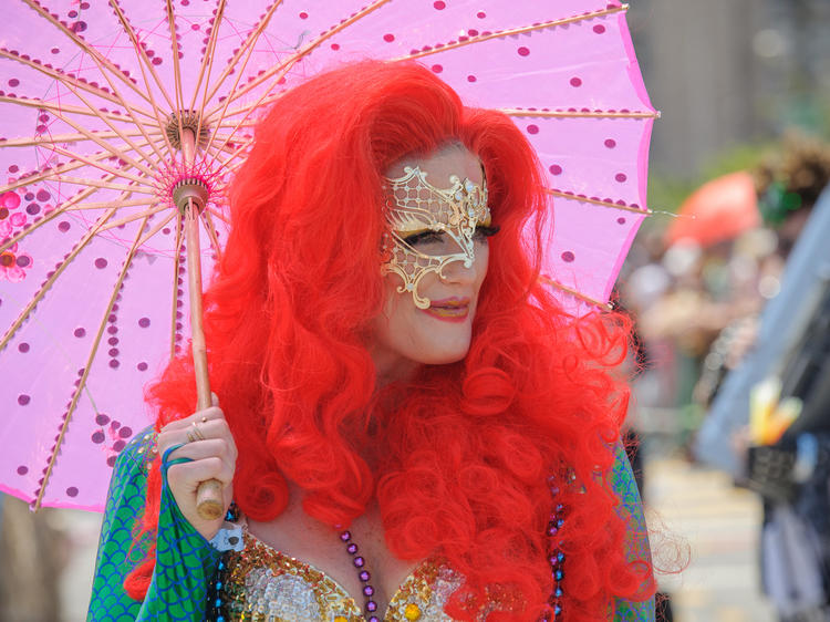 Mermaid Parade 2015