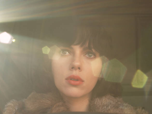 Sci-fi movie: Under the Skin