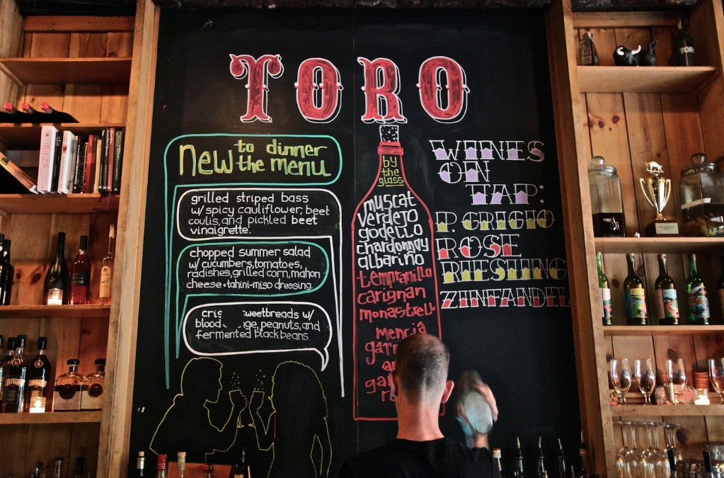 Toro, Restaurants, Boston