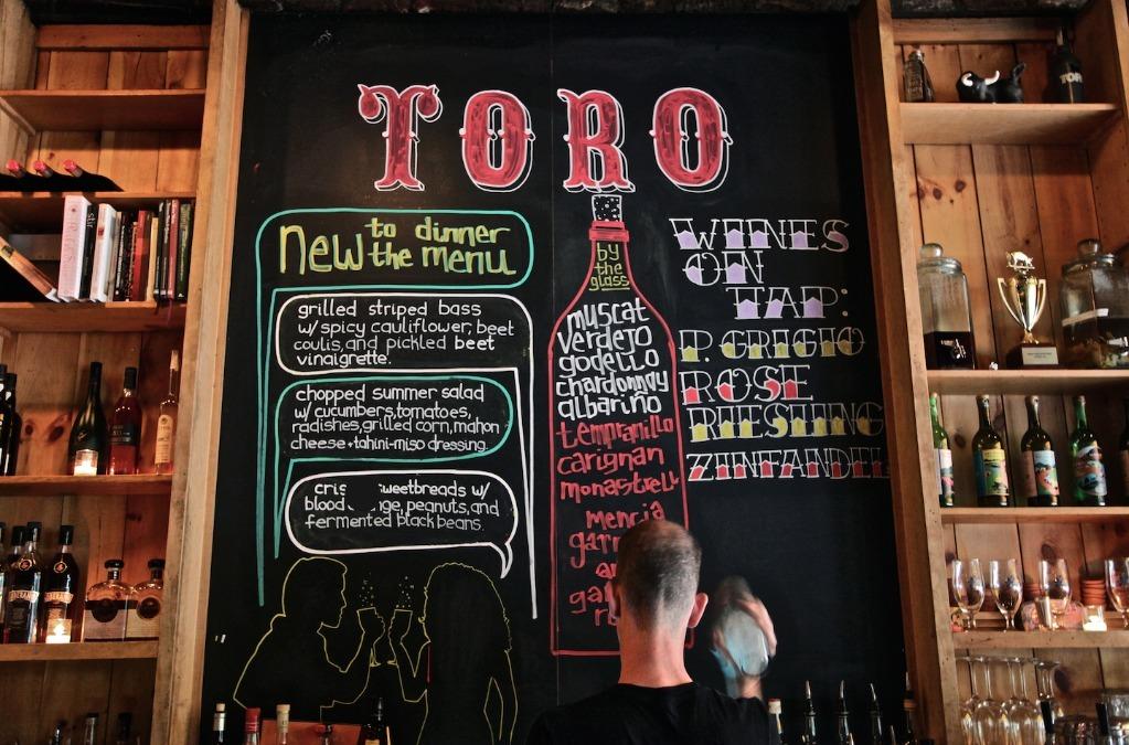 Toro, Restaurants, Boston