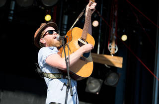 The Lumineers + Andrew Bird + Margaret Glapsy