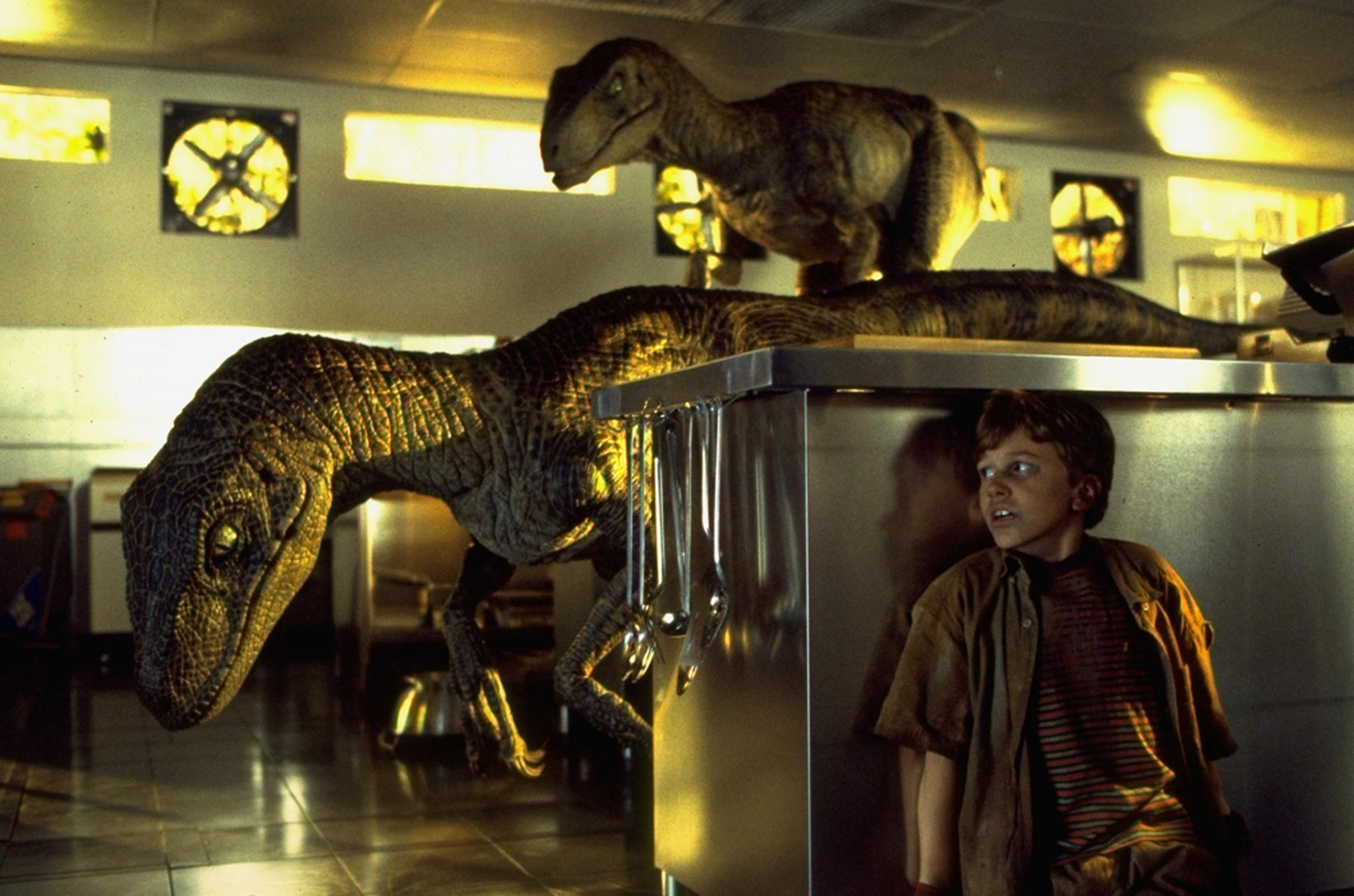 Sci-fi movie: Jurassic Park