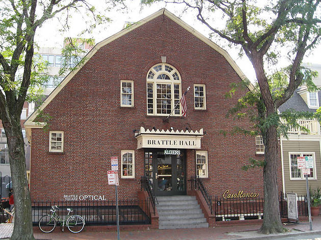Brattle Theatre, Movie theaters, Boston