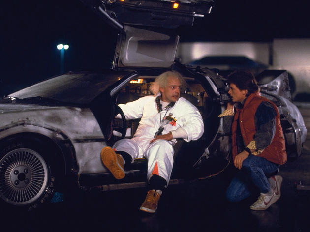 Sci-fi movie: Back to the Future