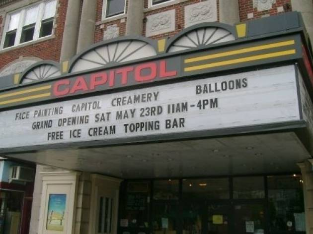 Capitol Theatre, Movie theaters, Boston