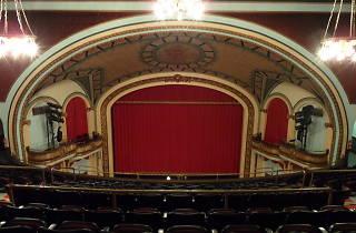 Somerville Theatre, Movie theaters, Boston