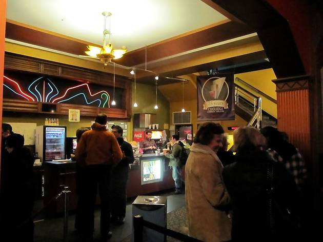 Coolidge Corner Theatre, Movie theaters, Boston