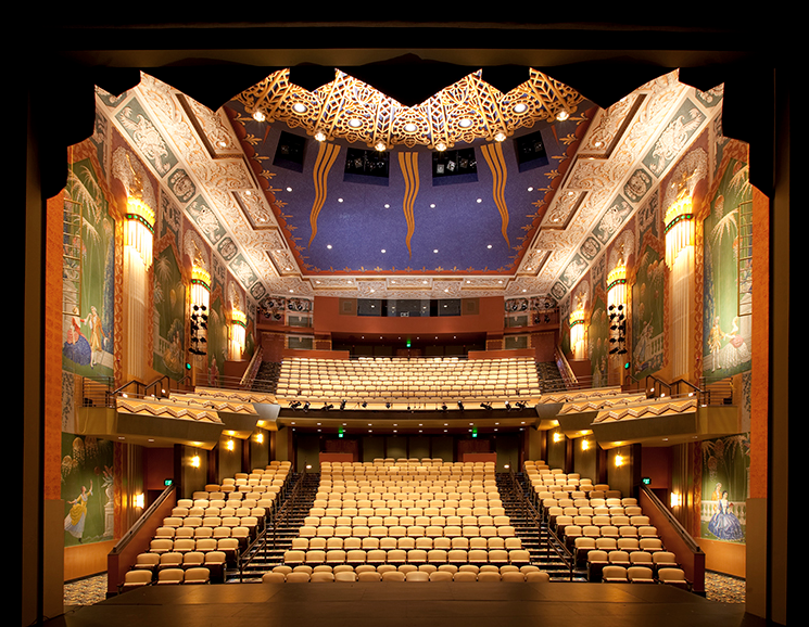 The Paramount Center