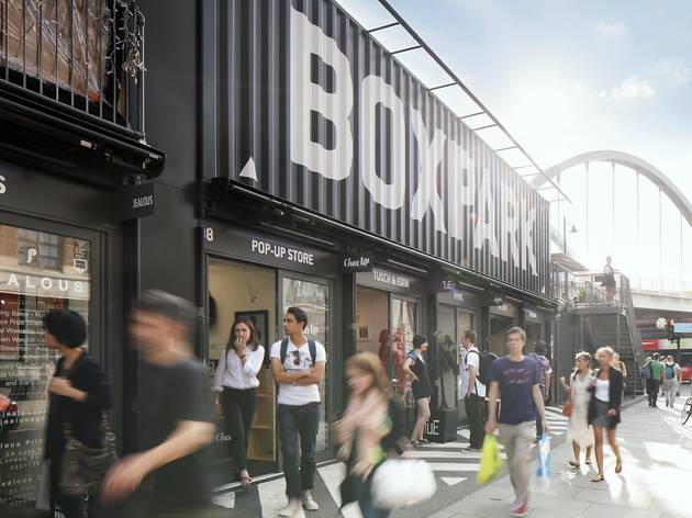 Boxpark Summer Sale