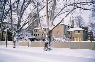 Monastery of the Society of Saint John the Evangelist, Hotels, Boston