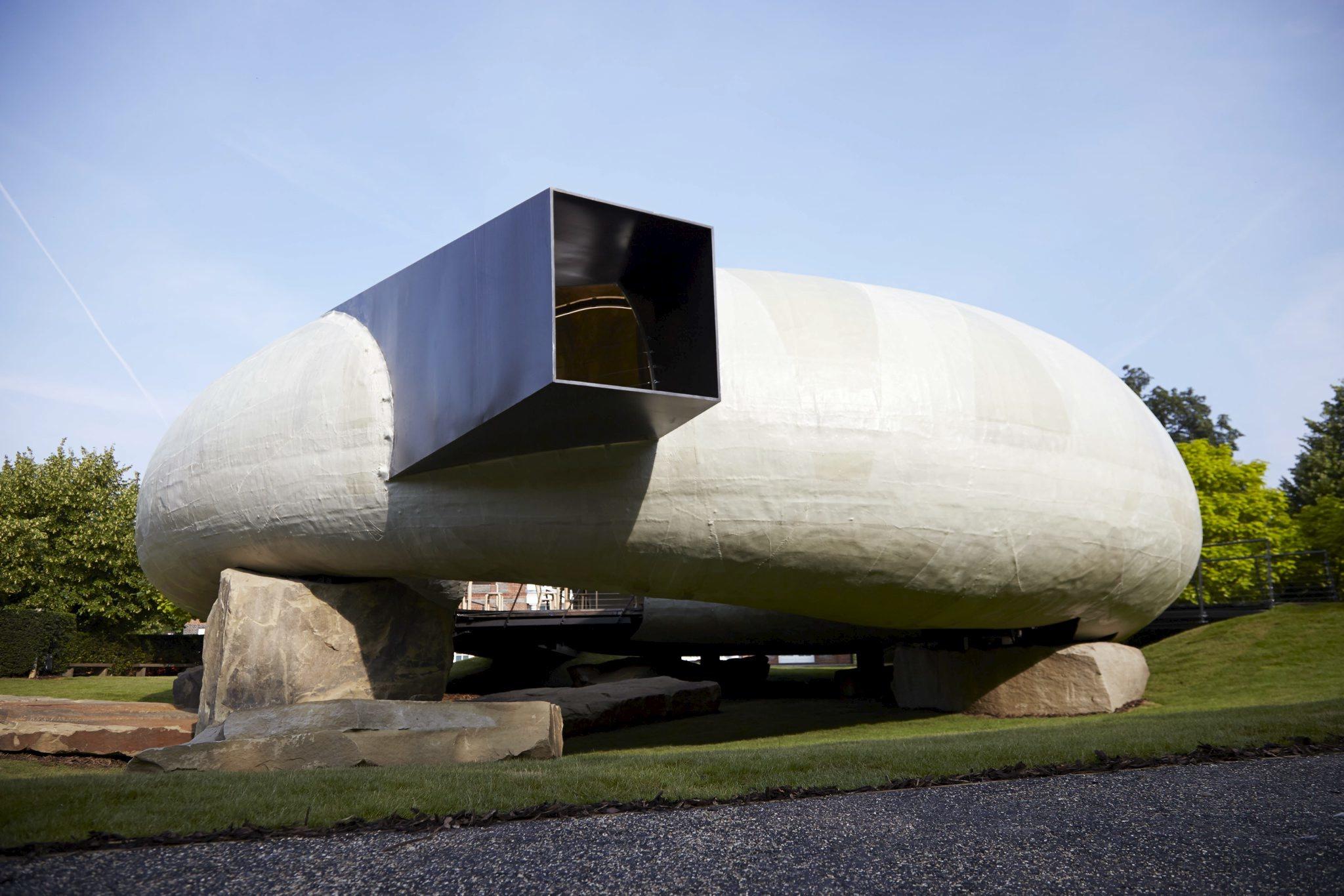 Visit the Serpentine Gallery's summer pavilion